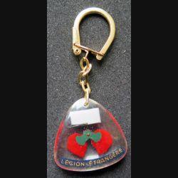 PORTE CLEFS : porte clefs de la légion étrangère honneur et fidélité