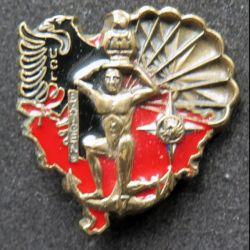 17° RGP : 3° compagnie et  UCL du 17° RGP Batgen 9 Kosovo numéroté 64