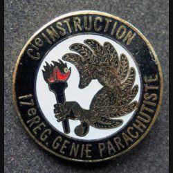 17° RGP : Compagnie instruction du 17° régiment génie parachutiste JY Ségalen