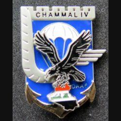 17° RGP : 17° régiment du génie parachutiste Chammal IV Fabrication IMC numéroté 332