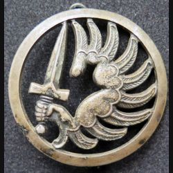 BERET PARA : insigne de béret des régiments des troupes aéroportées et de chasseurs parachutistes Béraudy