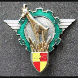 420° BPCS : 420° bataillon parachutiste de commandement et de soutien Delsart 1508 translucide