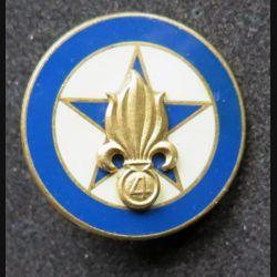 4° REI : compagnie régimentaire du 4° régiment étranger d'infanterie Drago retirage R 84
