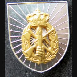 DANEMARK : insigne métallique pour les 20 ans de service aux troupes de la défense territoriale