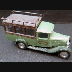 Citroën CAF 1930 de Solido 1/43° N° 09.81