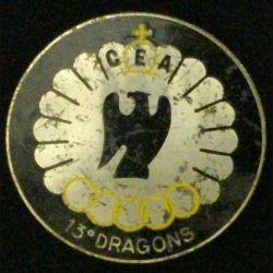 13° RDP : 13° RÉGIMENT DE DRAGONS PARACHUTISTES CEA