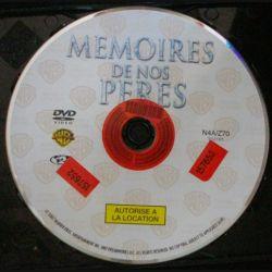 DVD : MÉMOIRES DE NOS PÈRES (C64)