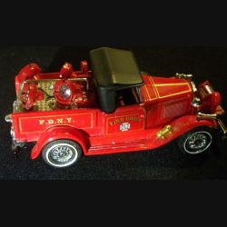 MATCHBOX MODELS OF YESTERYEAR YFE12 1930 FORD BATTALION CHIEF