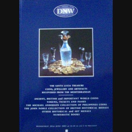 1. CATALOGUE DNW PIÈCES & MÉDAILLES JUIN 2001 (C83)