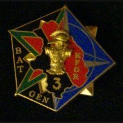 31° RG : 31° régiment du génie KFOR BATGEN 3 de fabrication Arthus bertrand Paris