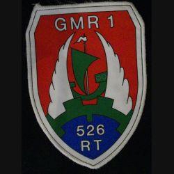 526° RT GMR1 : 526° RÉGIMENT DU TRAIN GMR 1 TISSU