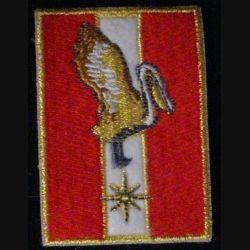 2° BLOG : insigne tissu de la 2° brigade logistique