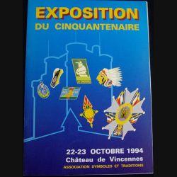 0. EXPOSITION DU CINQUANTENAIRE SYMBOLES ET TRADITIONS (C89)