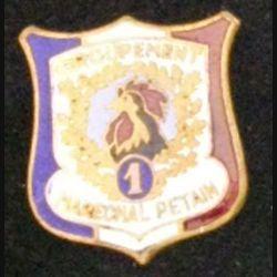 CJF 1 GROUPEMENT MARÉCHAL PÉTAIN