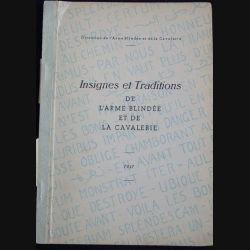 1. Insignes et traditions de l'armé blindée et de la cavalerie 1947 (C94)