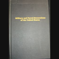 0. MILTARY AND NAVAL DECORATIONS OF THE UNITED STATES 1984 (C87)