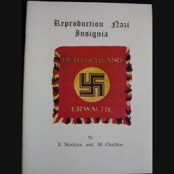 0. REPRODUCTION NAZI INSIGNA BY E.STOCKTON & M.CHARLTON (C87)
