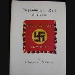 0. REPRODUCTION NAZI INSIGNA BY E.STOCKTON & M.CHARLTON (C87)