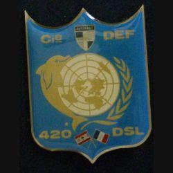 420° DSL : COMPAGNIE DÉFENSE 27° MANDAT