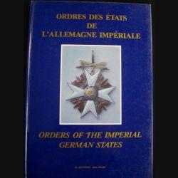 0. Ordres des états de l'Allemagne impériale de Blondel Jean-Michel (C89)