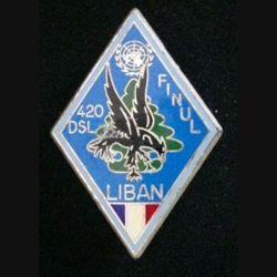 420° DSL : DÉTACHEMENT SUD LIBAN (DELSART 2676)