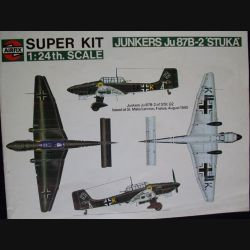 0. FASCICULE SUPER KIT JUNKERS JU 87B-2 STUKA AIRFIX (C90)