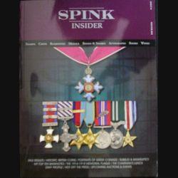 0. Catalogue SPINK sur les médailles militaires anglaises principalement et militaria de HIVER 2012 (C83)