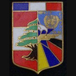 1° RCP : 1° RÉGIMENT DE CHASSEURS PARACHUTISTES FINUL 85-86