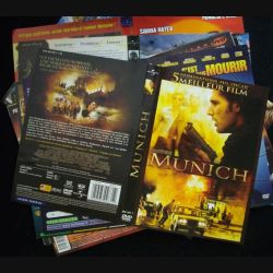 DVD : LOT DE 20 JAQUETTES DE DVD ORIGINALES (C149)