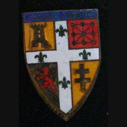 6° RI : 6° RÉGIMENT D'INFANTERIE (D 1267) ÉMAIL
