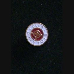 PIN'S : CLUB DINKY TOYS (DIAMÈTRE 1,7 cm)