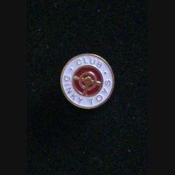 PIN'S : CLUB DINKY TOYS (DIAMÈTRE 1,7 cm)