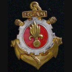 BCAM : BATAILLON COLONIAL AUTONOME DU SERVICE DU MATÉRIEL