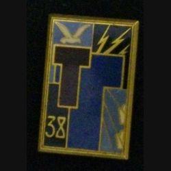 38° RT : 38° RÉGIMENT DE TRANSMISSIONS (DRAGO 576)