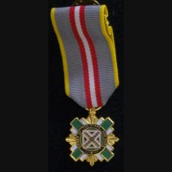 USA : ORDER OF THE STARS AND BARS (RÉDUCTION)