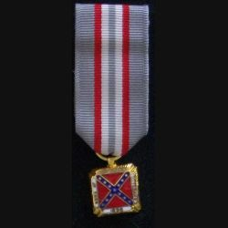 USA : SONS OF CONFEDERATE VETERANS MEDAL  (RÉDUCTION)