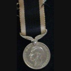 NOUVELLE ZÉLANDE : WAR SERVICE MEDAL 1939-1945 EN RÉDUCTION