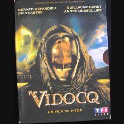 DVD : VIDOCQ (DEPARDIEU - DUSSOLIER - SASTRE - CANET) (C64)