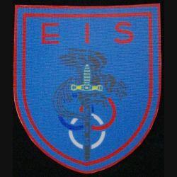 EIS : ECOLE INTERARMÉES DES SPORTS FONTAINEBLEAU (TISSU TOILE)