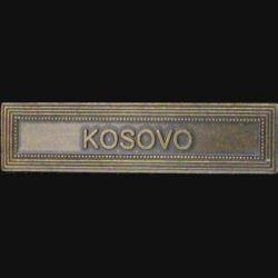 """BARRETTE """"KOSOVO"""" BRONZE"""