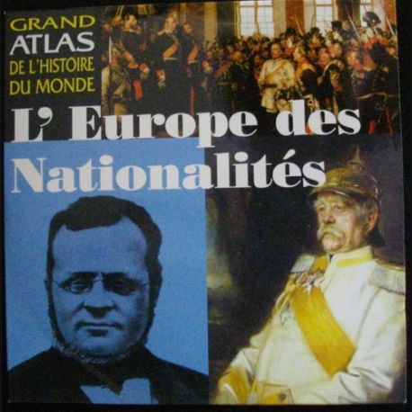 CD ROM MAC PC : L'EUROPE DES NATIONALITÉS (C90)