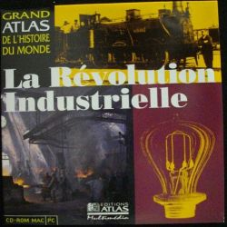 CD ROM MAC PC : LA RÉVOLUTION INDUSTRIELLE (C90)