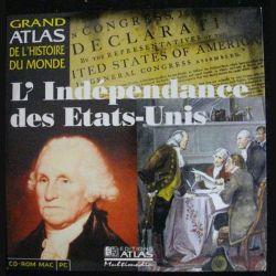 CD ROM MAC PC : L'INDÉPENDANCE DES ÉTATS-UNIS (C90)