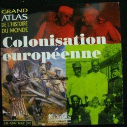 CD ROM MAC PC : COLONISATION EUROPÉENNE (C90)