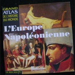 CD ROM MAC PC : L'EUROPE NAPOLÉONIENNE (C90)
