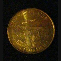 MÉDAILLE DU CENTENAIRE DU VIADUC DES FADES 1909-2009 3,3 cm