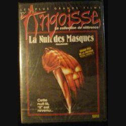 DVD : LA NUIT DES MASQUES (ANGOISSE) HALLOWEEN (C64)