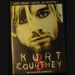 DVD : KURT COURTNEY DE NICK BROOMFIELD (C64)