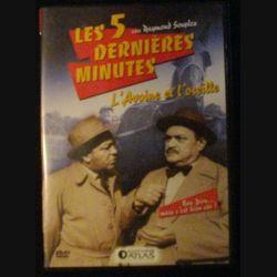 DVD : L'AVOINE ET L'OSEILLE (5 DERNIERES MINUTES) AVEC R. SOUPLE (C64)