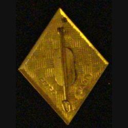 1° REI : insigne du 1° régiment étranger d'infanterie de fabrication Drago Paris